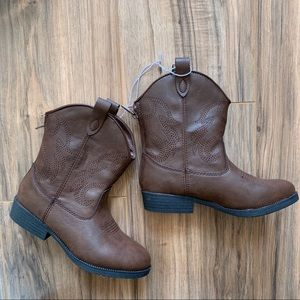 Kids cowboy booties